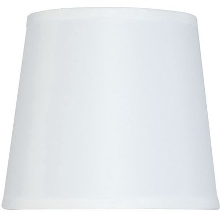 - Mainstays Accent Drum Shade, White