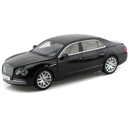 Bentley Flying Spur W12 Onyx Black 1/18 Diecast Car Model by Kyosho