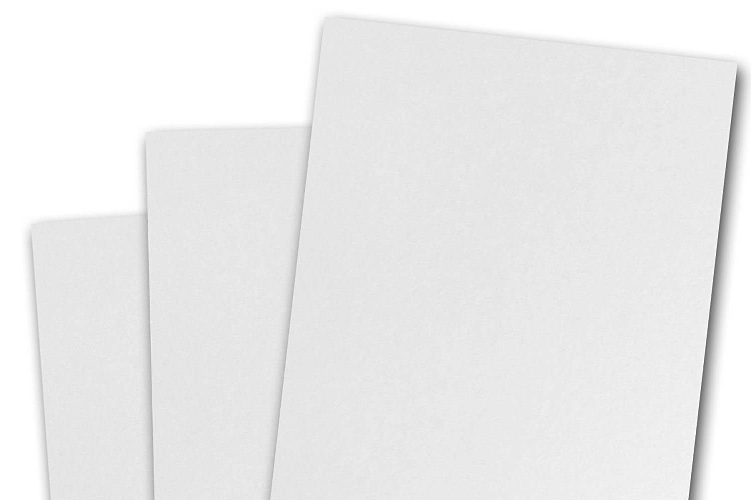 Blank Basis White 5x7 Flat Card Invitations 250 Pack Walmartcom