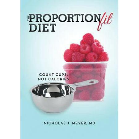 The Proportionfit Diet : Count Cups, Not Calories