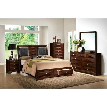 Acme Furniture Windsor Platform Bed