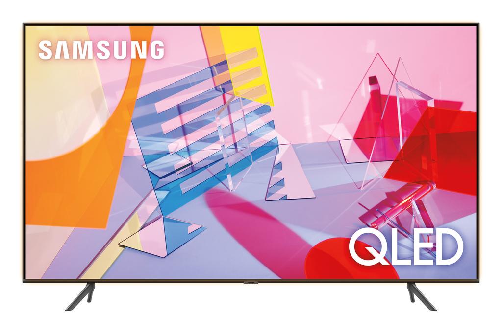 Samsung 55-inch Class Smart QLED TV