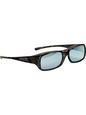 f991b28ef2 Product Image Fitovers Eyewear - Mooya - Black Wind polarized Grey -  Designed to Fit Over Small