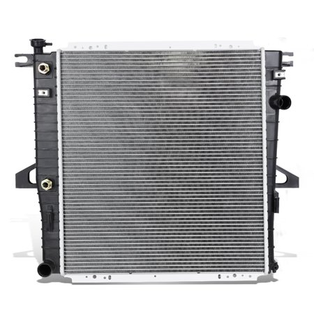 2001 Ford Ranger Radiator - For 1998 to 2011 Ford Ranger / Explorer / Mazda B3000 B4000 AT Factory Style Full Aluminum Core 2173 Radiator
