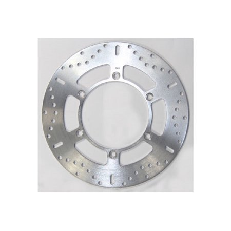 - EBC Motorcycle Brake Rotor - Front Left for Triumph America (Cast Wheel) 2006-2009