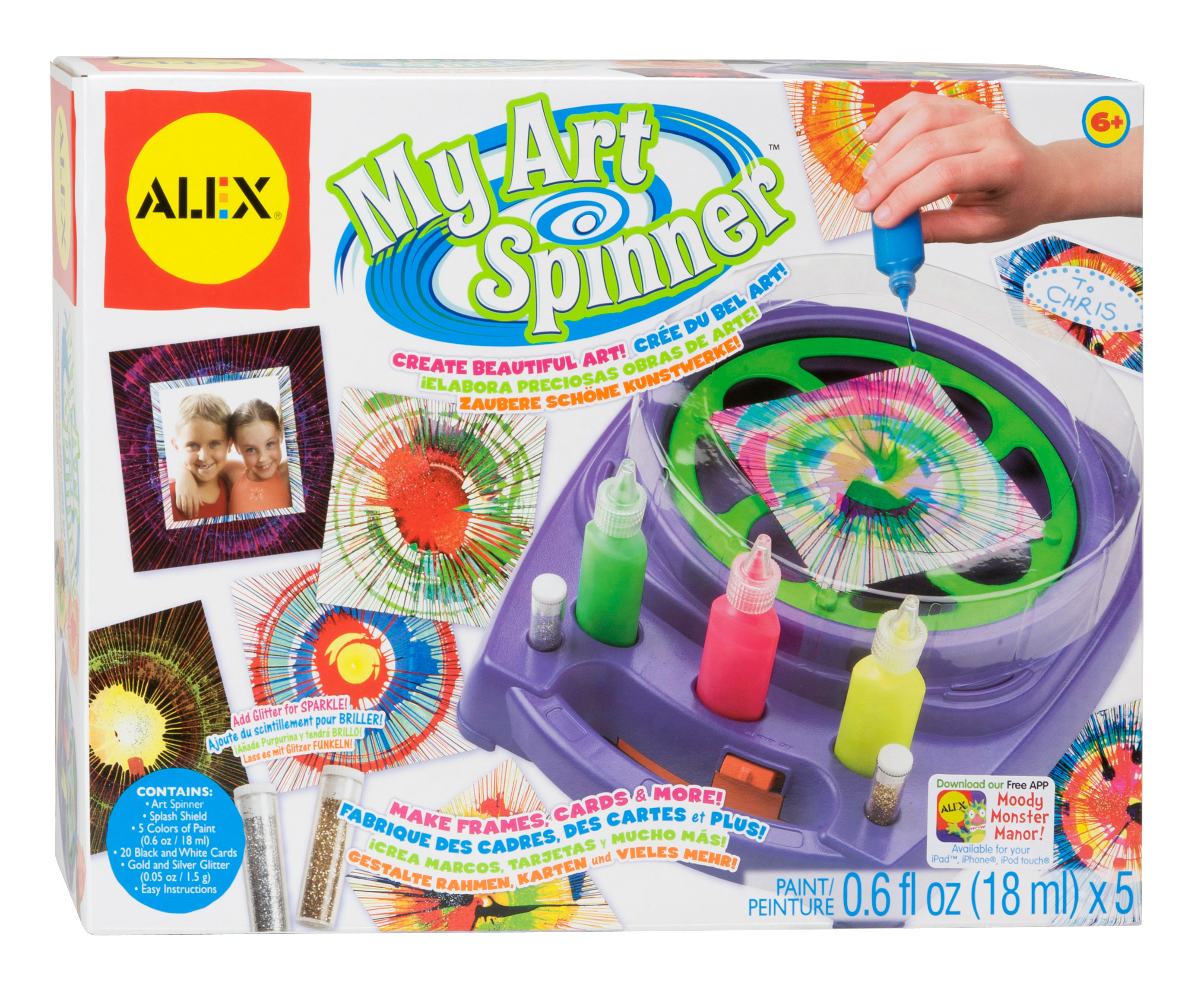 ALEX Toys Artist Studio My Art Spinner by Alex Brands