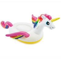 Deals on Intex Unicorn Inflatable Ride-On Pool Float
