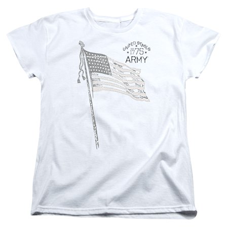 Image of Army - Tristar - Women's Short Sleeve Shirt - Large