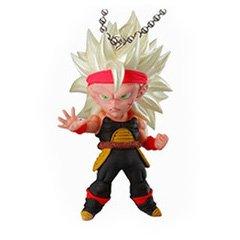 DragonBall Super Ultimate Deformed Mascot Burst 16 Gashapon - Super Saiyan 3 Bardock (Super Saiyan Hair)