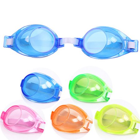 Adjustable Waterproof Anti Fog Cartoon UV Protection Swim Glasses for kid - image 2 of 5