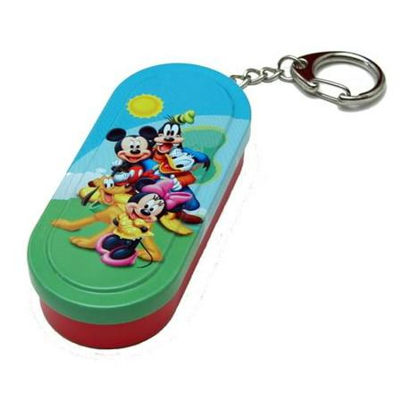 Mickey and Friends Tin Box Key Chain
