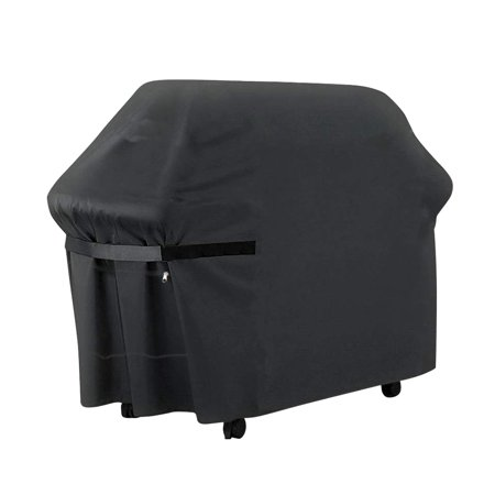 Fashionhome BBQ Grill Cover Oxford Cloth Barbecue Cover Outdoor Garden Furniture Dust Cover Weather Resistant - image 1 of 8