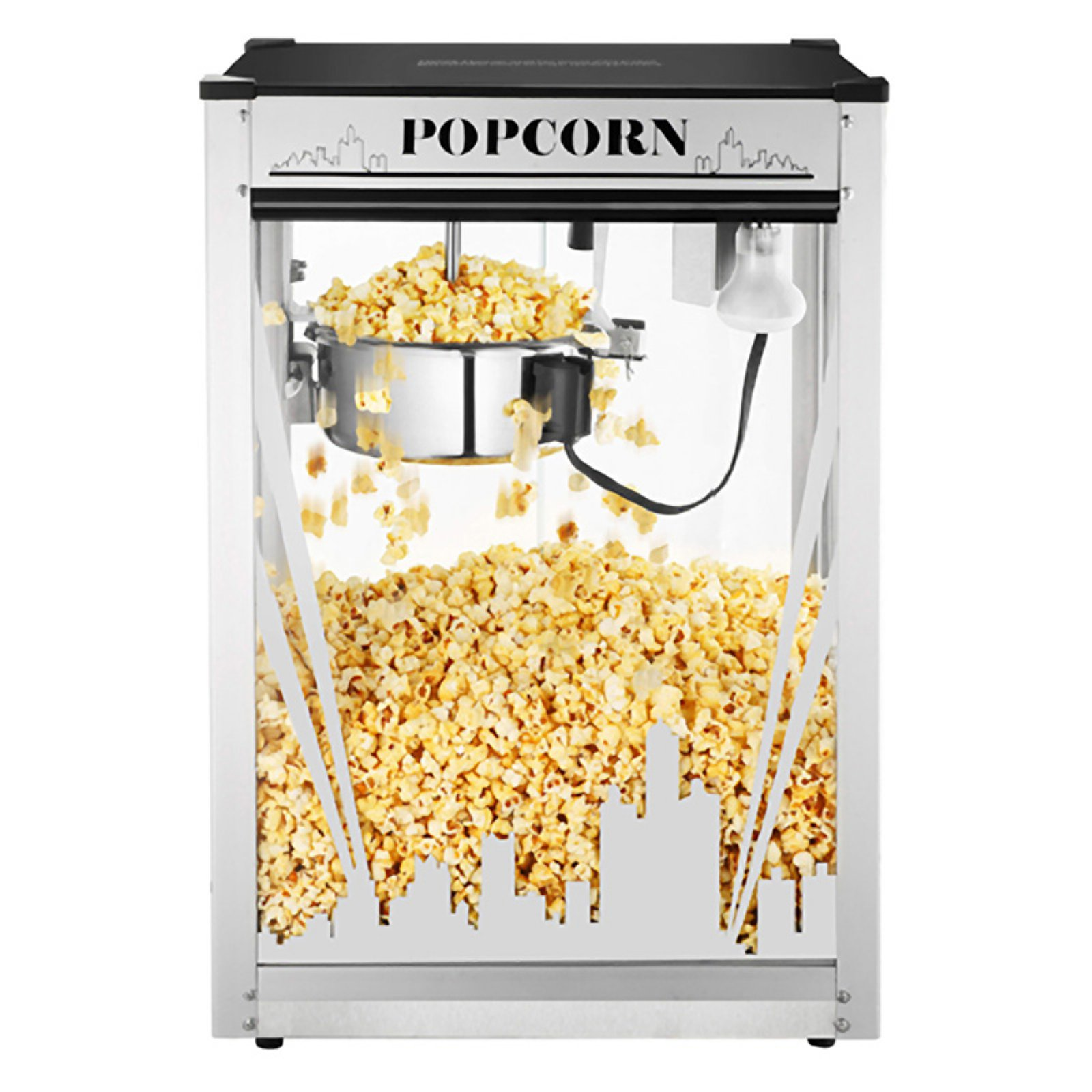 Great Northern Popcorn Bar Style Popcorn Popper Machine Commercial, 8 Ounce