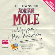 Adrian Mole and the Weapons of Mass Destruction - Audiobook
