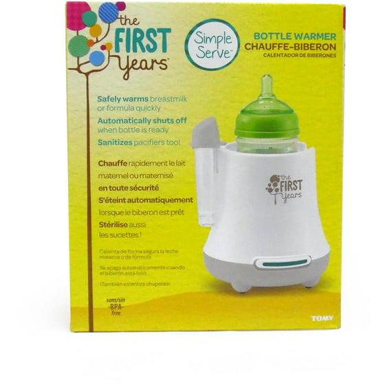 The First Years Quick Serve Bottle Warmer Walmart