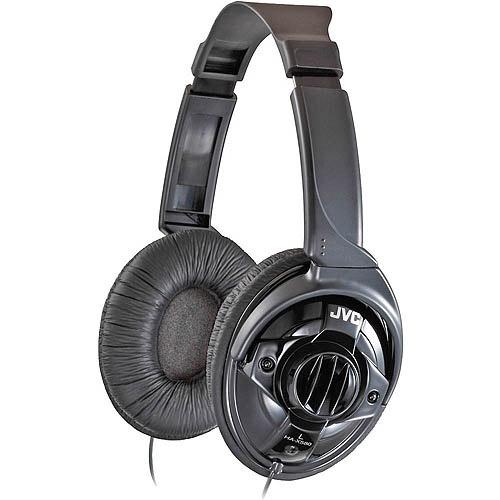 JVC DJ Style Monitor Headphones