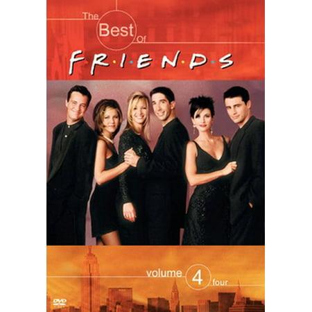 The Best Of Friends Vol 4 (DVD) (Jennifer Aniston Best Hair)