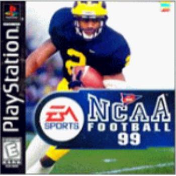 NCAA Football 99 PSX
