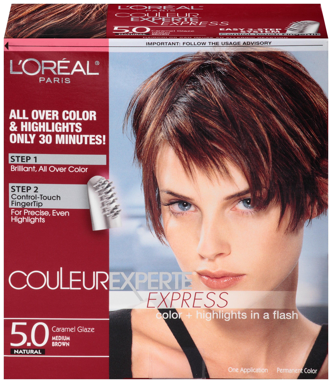 Loreal Paris Couleur Experte Hair Color Darkest Mahogany Brown