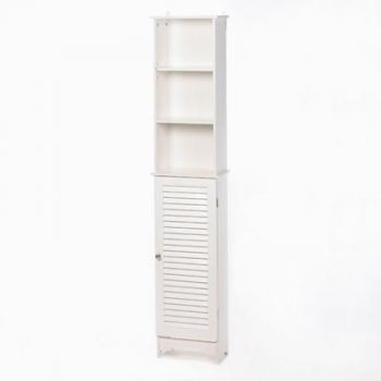 Home Locomotion Nantucket Tall Storage Cabinet