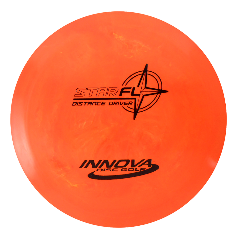 Innova Star FL 160-164g Distance Driver Golf Disc [Colors may vary] 160-164g by