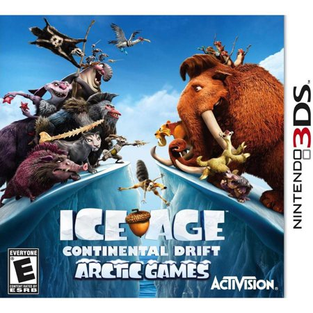Ice Age Continental Drift (Nintendo 3DS)