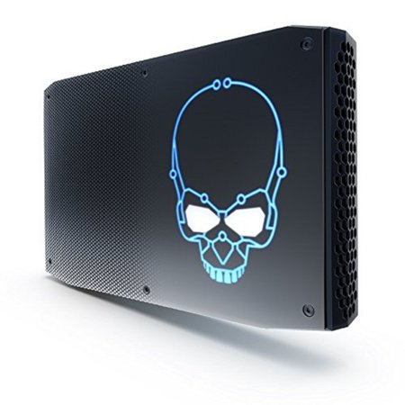 Intel NUC Hades Canyon NUC8I7HNK Premium Small Form Factor Gaming and Business Mini Desktop (Intel 8th Gen i7-8705G, 8GB RAM, 256GB Sata SSD, Radeon RX Vega M GL, WiFi, Thunderbolt 3, 4k, Win 10