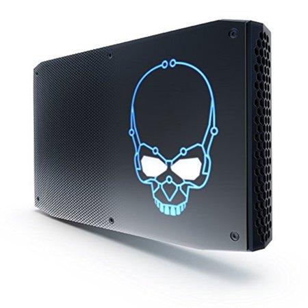 Intel NUC Hades Canyon NUC8I7HVK Premium Small Form Factor Gaming and Business Mini Desktop (Intel 8th Gen i7-8809G, 8GB RAM, 256GB PCIe SSD, Radeon RX Vega M GH, WiFi, Thunderbolt 3, 4k, Win 10 Pro)