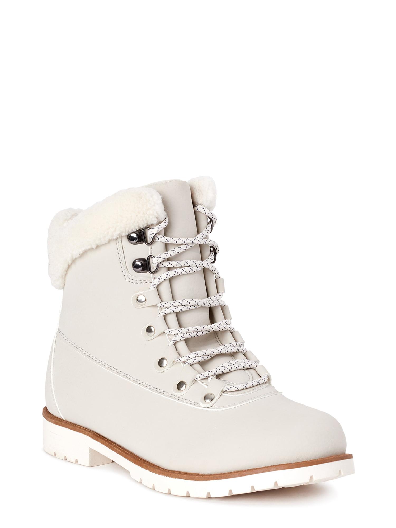 and Tru Women's Lug Bottom Winter Boots