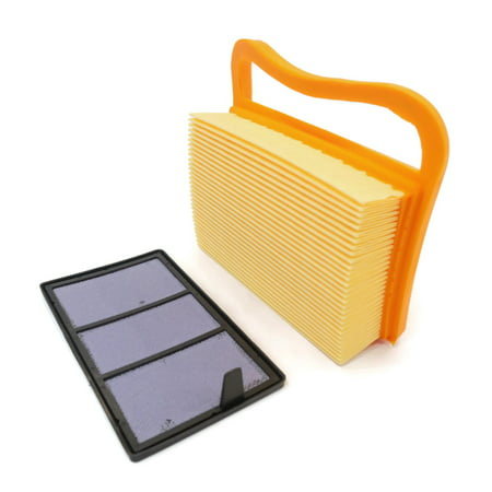 (2) AIR FILTER SETS for Stihl TS410 TS420 Concrete Circular Cut-off Chop Saw