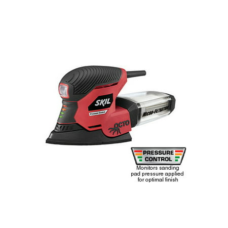 SKIL Octo Detail Sander With Pressure Control,