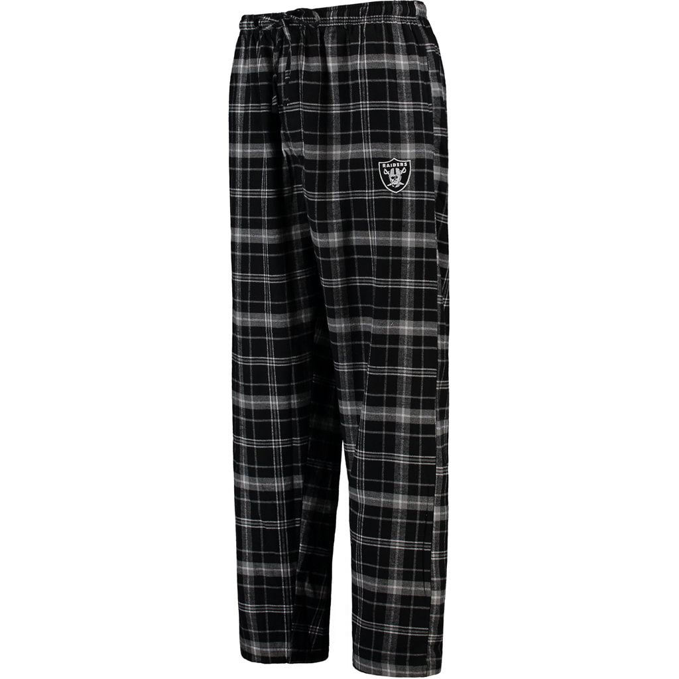 Large Concepts Sport New Orleans Pelicans Mens Pajama Pants Plaid Pajama Bottoms