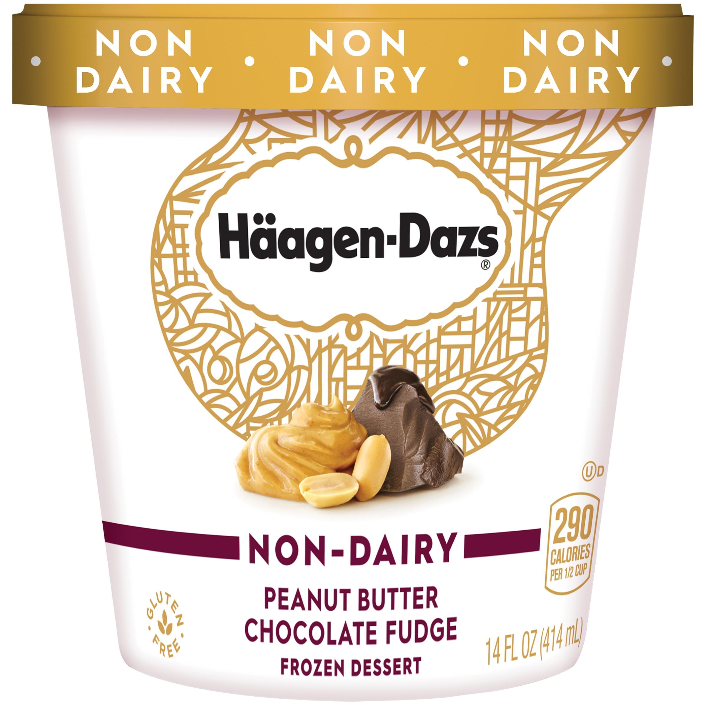 HAAGEN-DAZS Non-Dairy Frozen Dessert