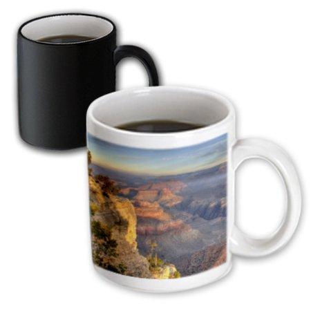 3dRose Arizona, Grand Canyon NP, South Rim, sunrise - US03 JWI0151 - Jamie and Judy Wild, Magic Transforming Mug, 11oz