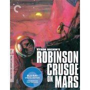 Robinson Crusoe on Mars (Criterion Collection) (Blu-ray)