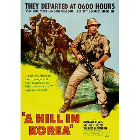 A Hill in Korea (DVD)