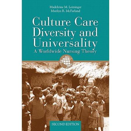 Culture Care Diversity & Universality: A Worldwide Nursing (Culture And Nursing Care A Pocket Guide)