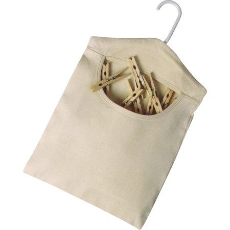 Homz 11x15 Clothespin Bag