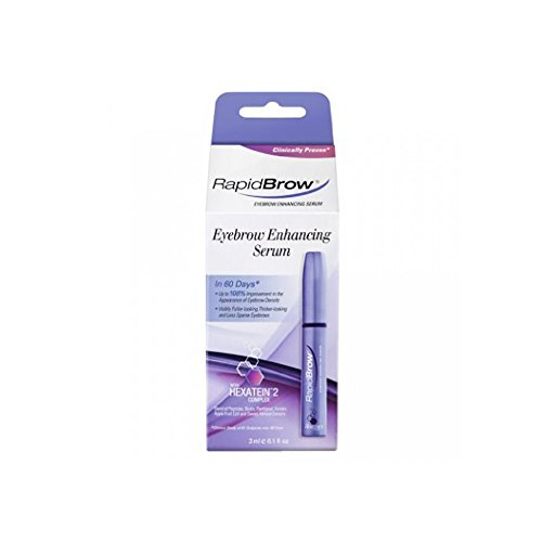 Rapidbrow eyebrow enhancing serum 3ml