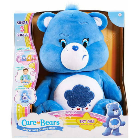 Care Bear Sing-a-long Bears, Grumpy Bear
