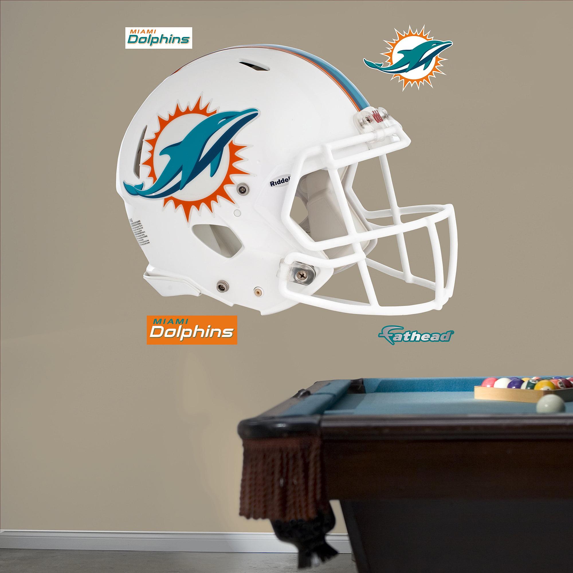 NFL Miami Dolphins 2013 Helmet