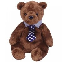 ab0fb3a77db Ty Beanie Babies - Hero the Father s Day Bear