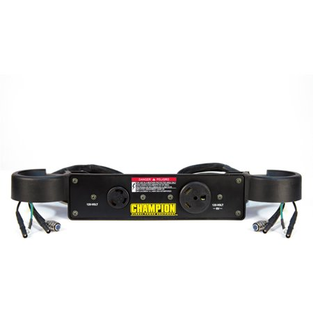 Champion 30-Amp RV Ready Parallel Kit for Linking Two Stackable 2000-Watt Inverter Generators