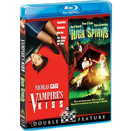 Vampires Kiss   High Spirits  Blu Ray   Widescreen