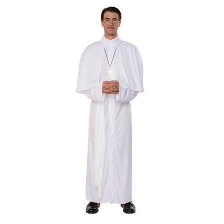 Halloween Holy Father Adult Costume (Holy Cross Halloween)