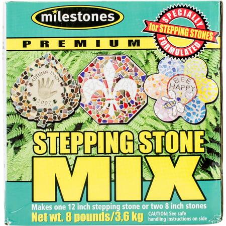 Premium Stepping Stone Mix 8lb Box ()