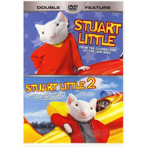 Stuart Little Stuart Little 2 Widescreen Walmart Com Walmart Com