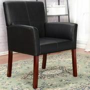 K and B Furniture Jackson Arm Chair - Black