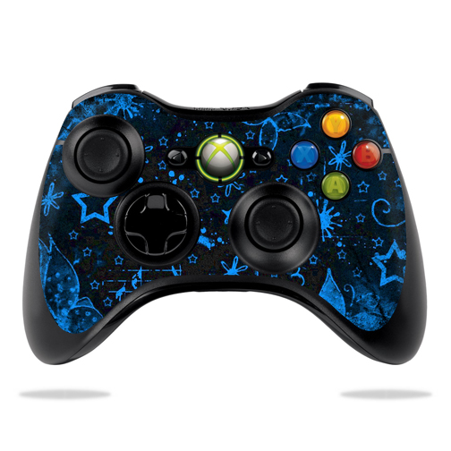 Protective Vinyl Skin Decal Cover for Microsoft Xbox 360 Controller wrap sticker skins Dream