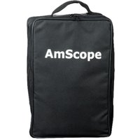 AmScope Microscope Vinyl Carrying Bag Case (Large) New